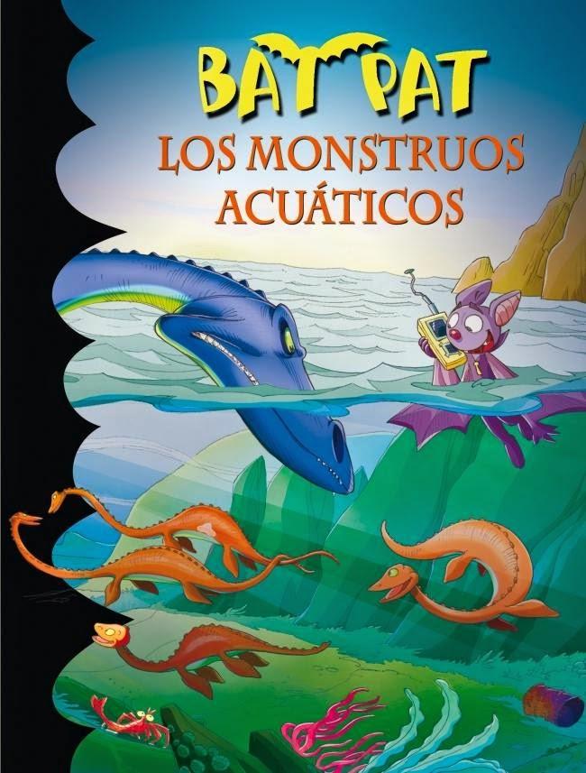 Bat Pat. Los monstruos acuáticos