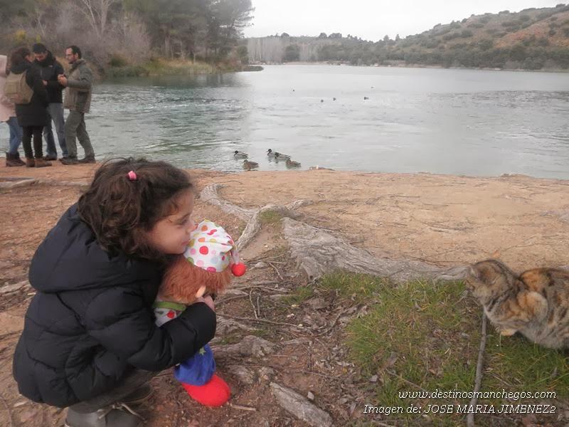 Visita Lagunas de Ruidera