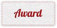 Mein 1. Award: