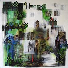Acte IV - Walden - 80 x 80 cm - 2011
