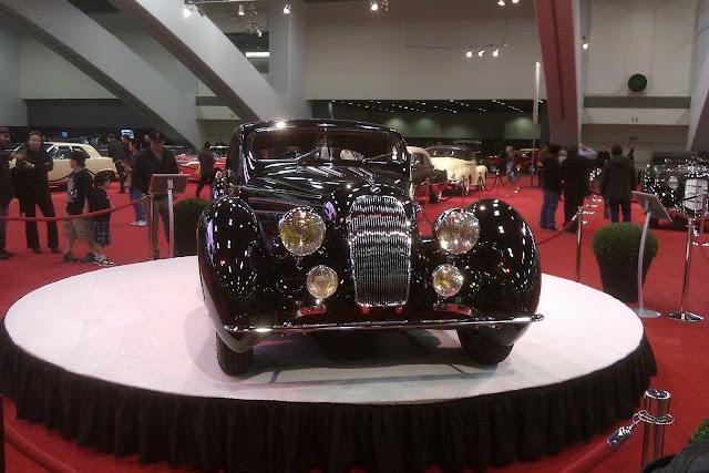 San Francisco Auto Show, Talbot Lago