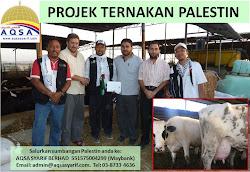 Projek 3: Ternakan Lembu Tenusu di Gaza