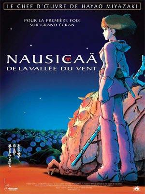 Peliculas anime y similares Nausicaa