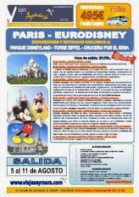 Circuito Paris-Eurodisney