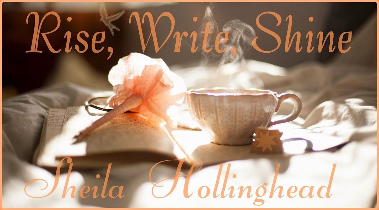 Sheila Hollinghead's Rise, Write, Shine!