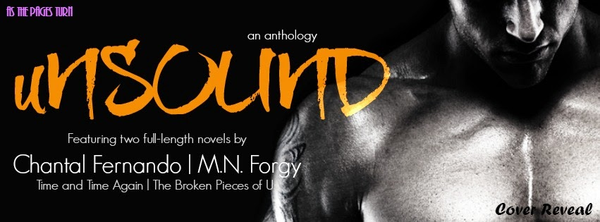 Cover Reveal + Giveaway – Unsound (an Anthology) by Chantal Fernando & M.N. Forgy