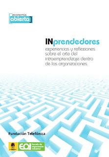 Libro INprendedores: Experiencias y reflexiones sobre el arte del intraemprendizaje dentro de las organizaciones