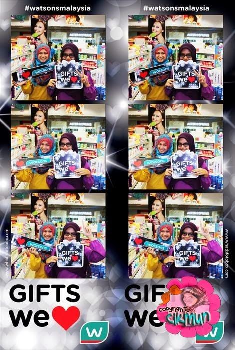 watsons malaysia, watsons, shopping, #suka, photoshoot, cik mun, barang penjagaan diri,