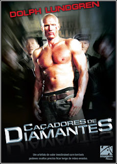 Download - Caçadores de Diamantes DVDRip - AVI - Dual Áudio
