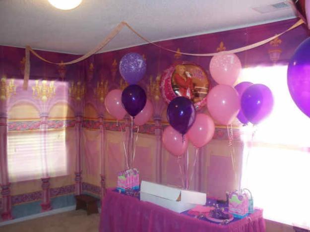 Kaaajaplace Princess Birthday Party