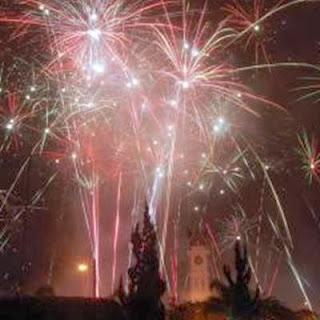 acara tahun baru di jam gadang bkt