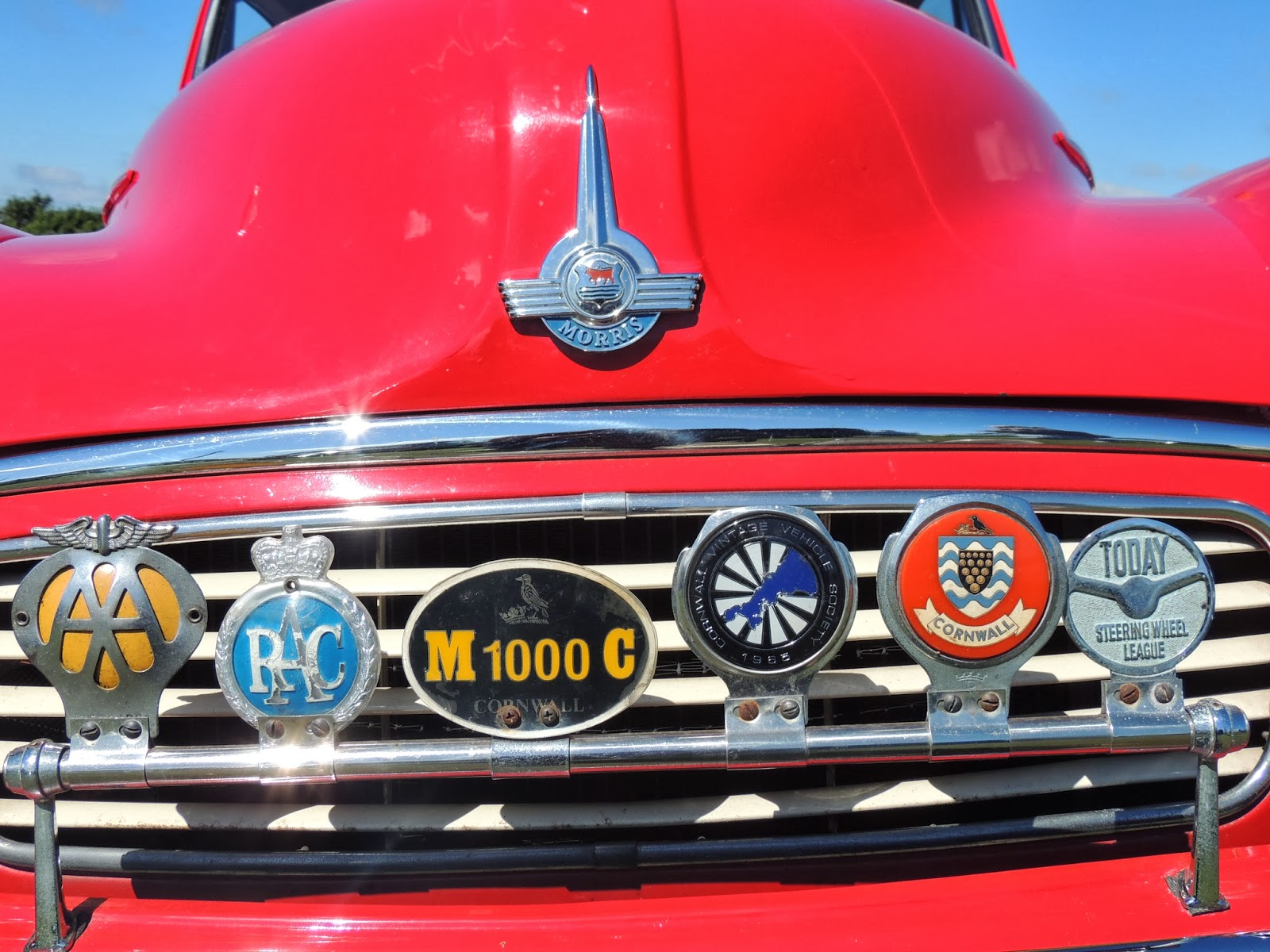 Morris - Vintage Car