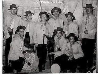 1.960 - Los pajeros