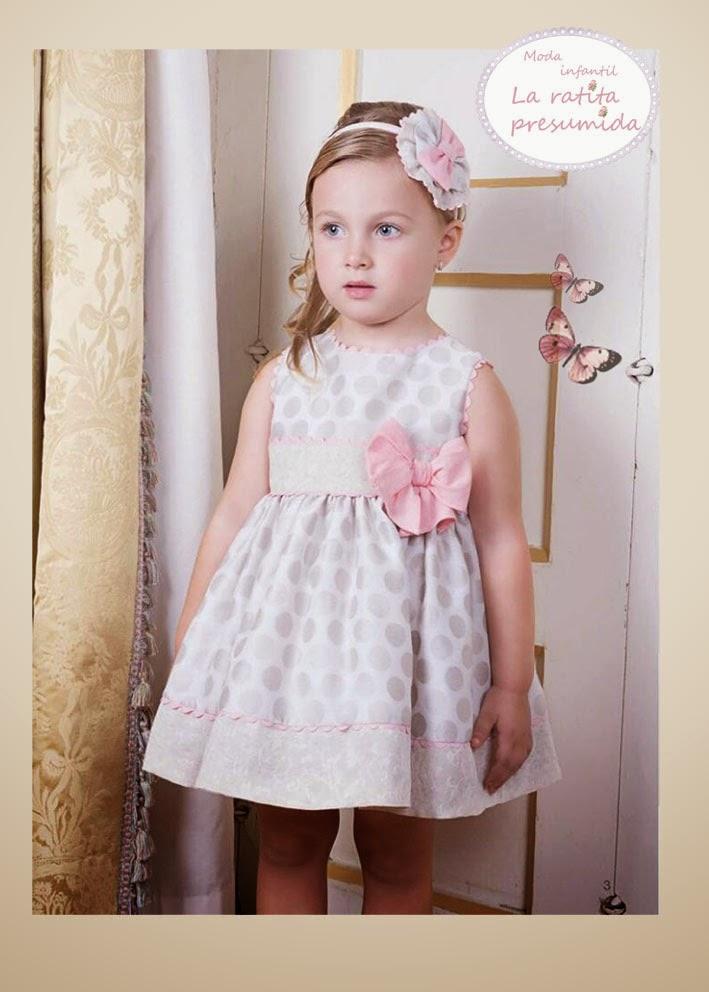 Moda infantil para niños y niñas de 0 a 10 años