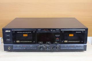 Akai GX-W45