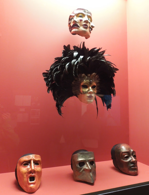 Eyes Wide Shut movie masks