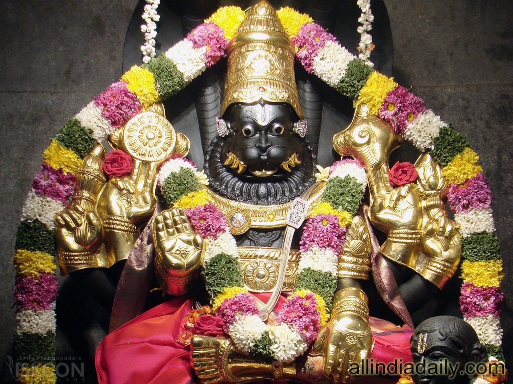 Lakshmi Narasimha Swamy Wallpapers