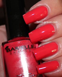 Barielle New York Style Fifth Avenue Boutique nail polish