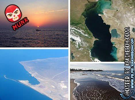 Laut kaspia