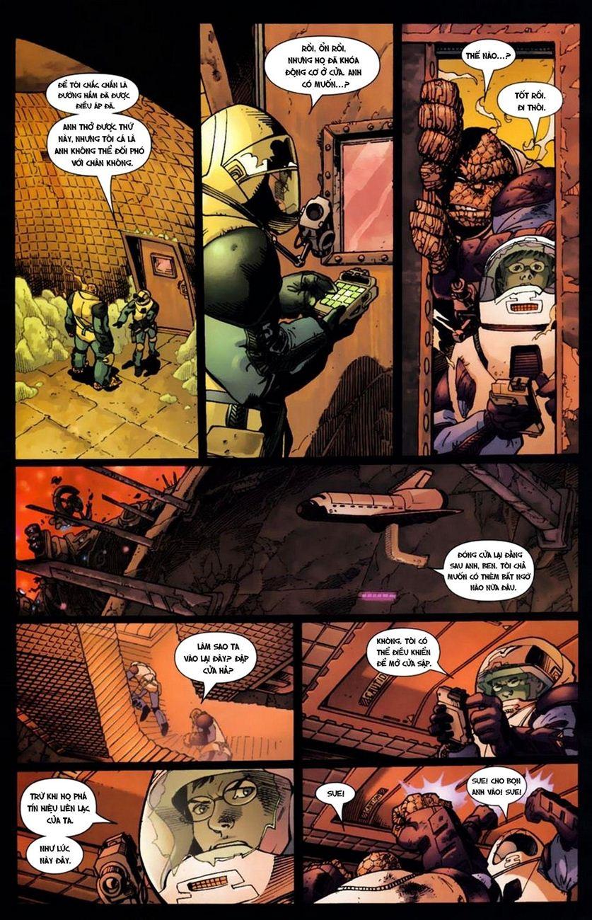 Ultimate Fantastic Four chap 17 - Trang 16