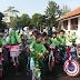 Peringati Hardiknas, SDM 09 Gelar Karnaval Sepeda Hias