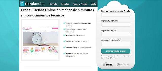 Tienda Nube: una herramienta muy útil para crear tiendas virtuales