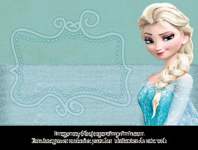 Elsa para cumpleaños