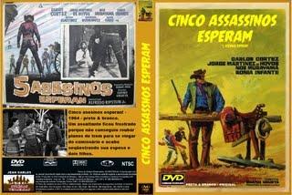 CINCO ASSASSINOS ESPERAM (1964)