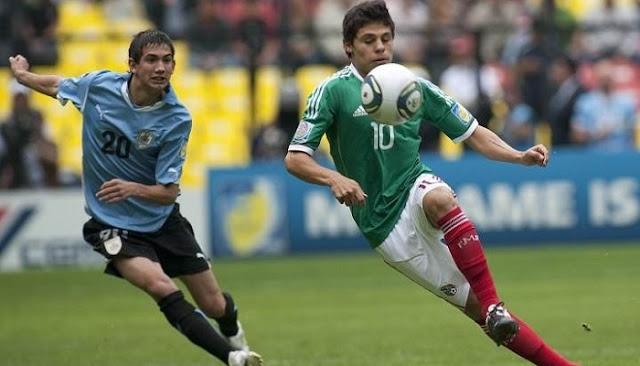 Mexico vs Uruguay en vivo