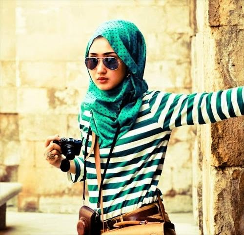 Hijab Fashion Hijab Styles Clothes Trends 2014
