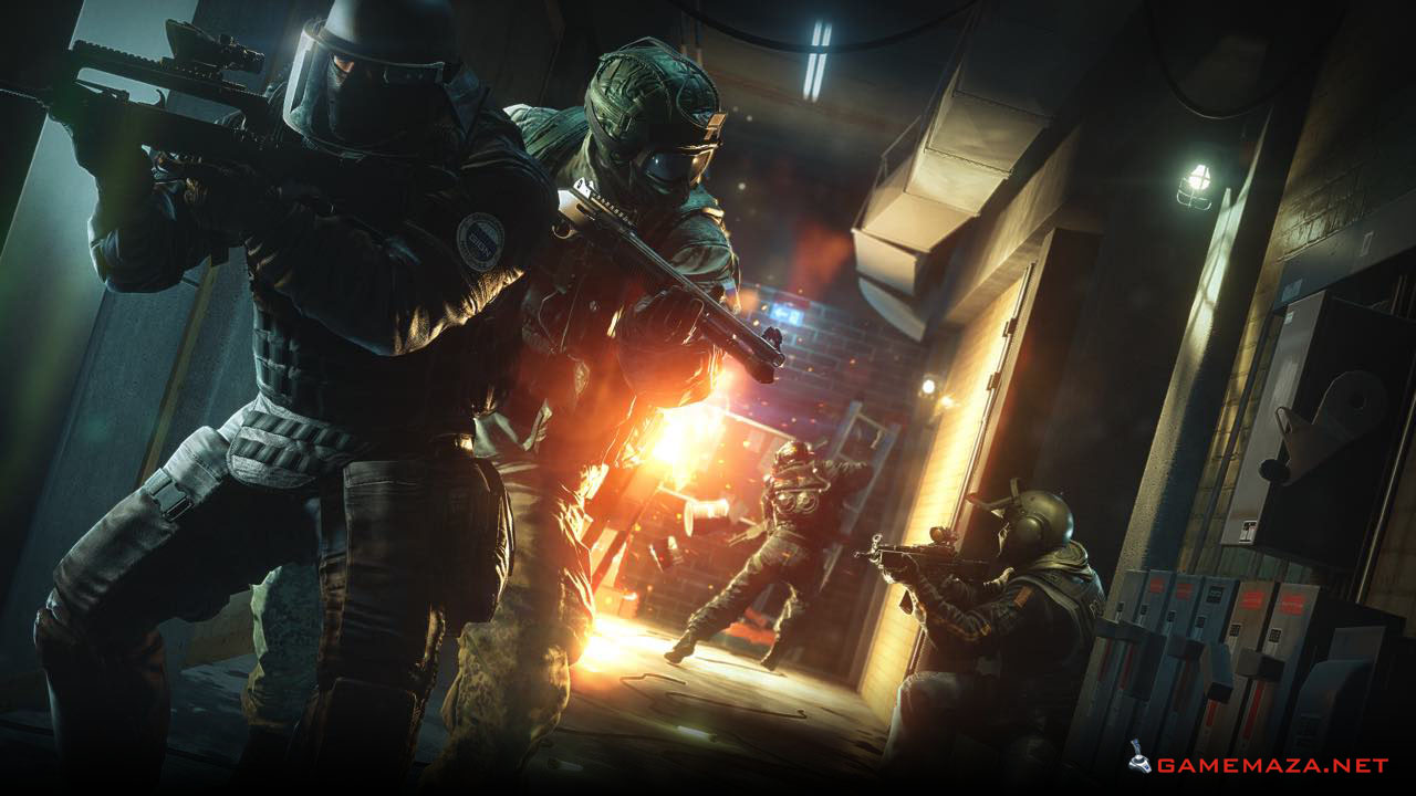 Tom Clancy's Rainbow Six Siege Free Download - Game Maza Rainbow Six Siege Free Download