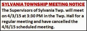 4-3 Notice Of Meeting Change