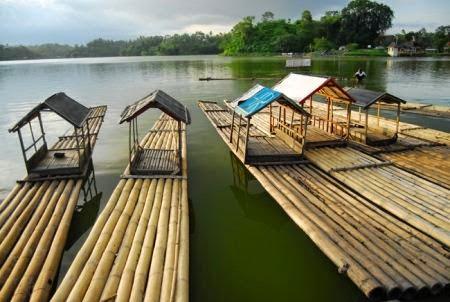 Situ Gede : Tempat wisata di tasikmalaya yang indah dan damai