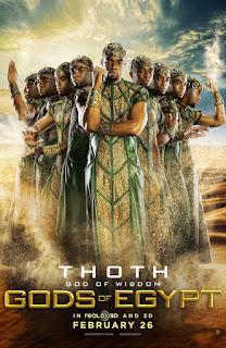 Gods of Egypt ( 2016 )