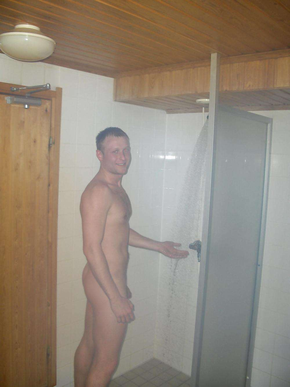 Locker Room Shower Videos