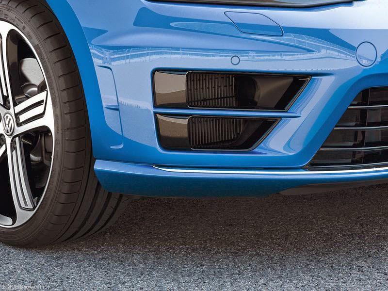 Volkswagen VW Golf R - Detalhe Exterior de 2014