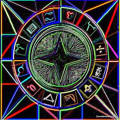 Mandala Universal Neon