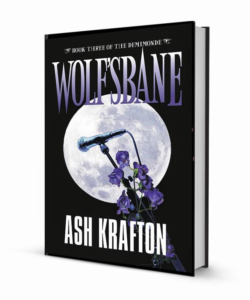 http://www.amazon.com/Wolfs-Bane-Ash-Krafton/dp/1939056071