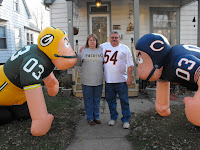 Packers versus Bears