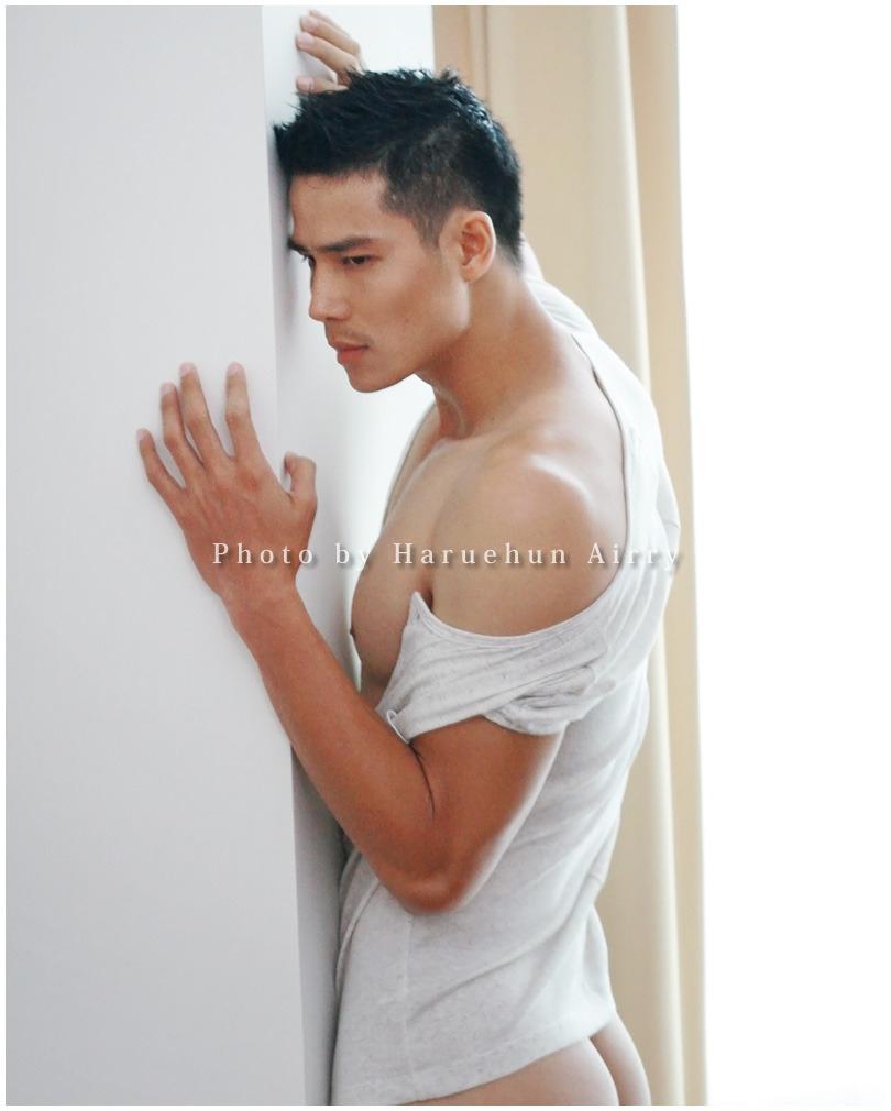 asian model: