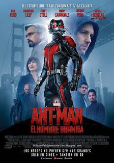 Ant-Man: El Hombre Hormiga Poster