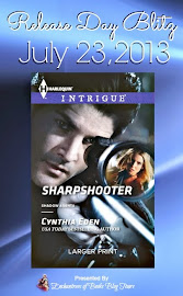 Release Day Blitz: SHARPSHOOTER