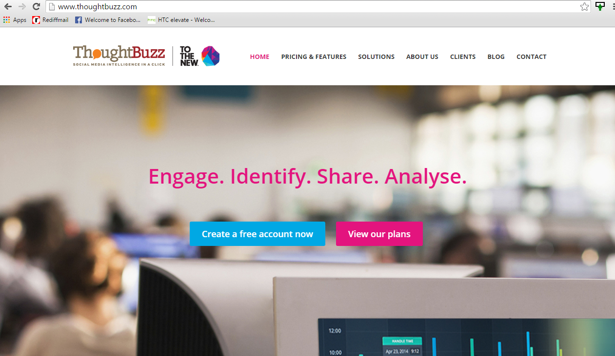 ThoughtBuzz Review : Social Marketing Tool with a Difference