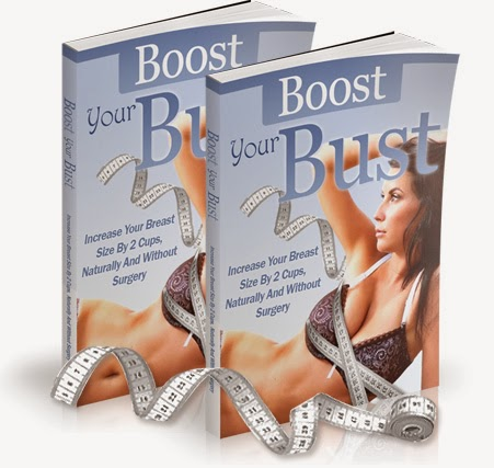 Increase Your Breast Size By 2 Cups