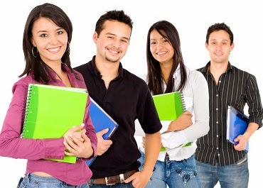 Los jóvenes y las carreras para estudiar