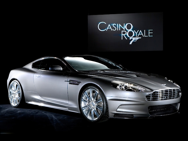 Aston Martin DBS - Casino Royale