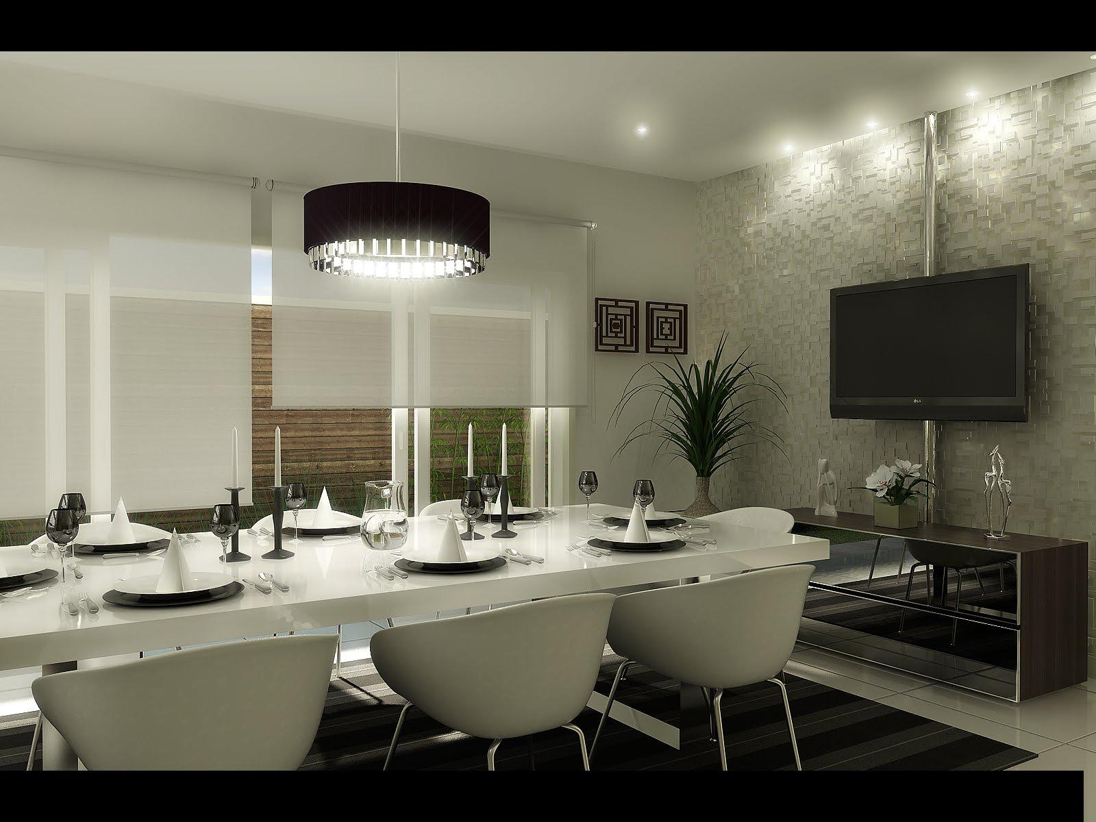 Cozinha Integrada Com Sala De Jantar E Estar Cozinha Integrada Com  -> Cozinha Integrada Com Sala De Jantar Pequena