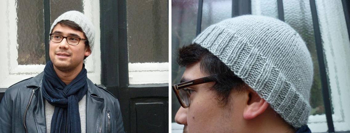 comment tricoter son bonnet