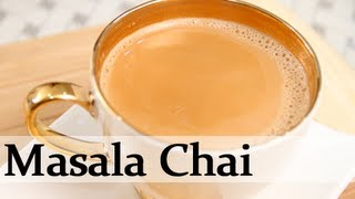 Masala Chai – Masala Tea – Hot Beverage Recipe By Ruchi Bharani