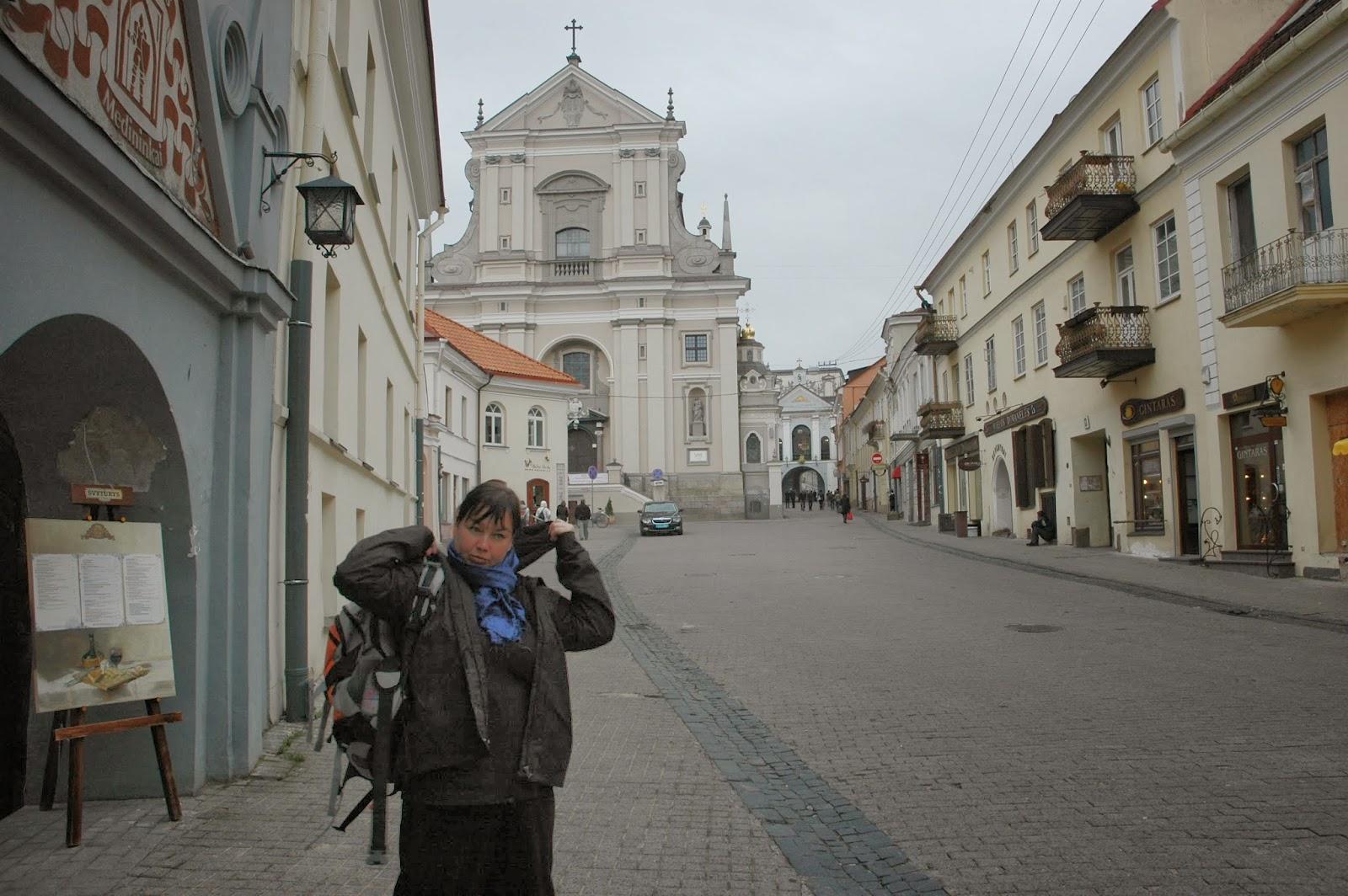 kościół św. Teresy w Wilnie